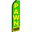 Pawn Shop Swooper Flag