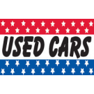 Used Cars Flag 3x5