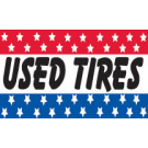 3x5 Flag Used Tires