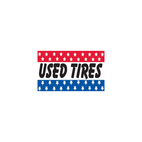 3x5 Flag Used Tires width=