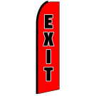Exit Swooper Flag