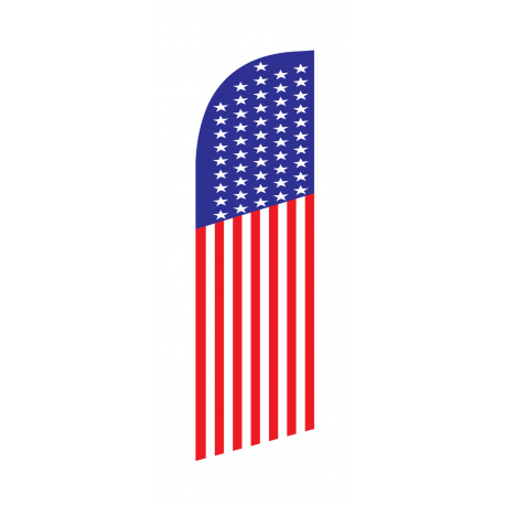 American Flag Kit With Pole And Spike Sre-9035 width=