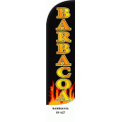 Barbacoa Windless Swooper Flag