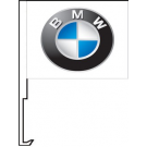Bmw Clip-On Car Flag. Qty 6