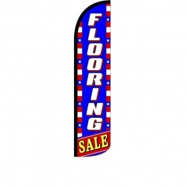 Flooring Sale Feather Flag 12ft Poly Knit width=
