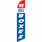 We Sell Boxes Flag
