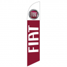 FIAT Feather Flag 12ft Poly Knit