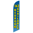 1 & 2 Bedrooms Available Flag