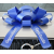 New! 30 Inch Giant Blue Congratulations Graduate Magentic Car Bow Jum-bow