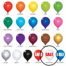 White Sale Permashine 13 Inch Replacement Balloon