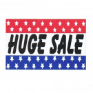 Huge Sale Flag 3x5