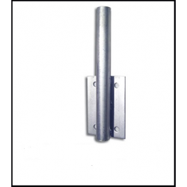 Wall Mount Flagpole Holder width=