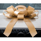 Giant Gold Magnetic Car Bow - Large 30 inch Size