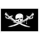 Brethren Pirate Flag 3x5