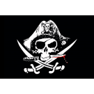 Dead Mans Chest Pirate Flag 3x5