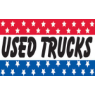 Used Trucks Flag 3x5