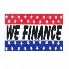 We Finance Flag 3x5