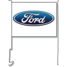Ford Clip-On Car Flag. Qty 6