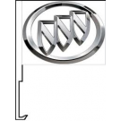 Buick Clip-On Car Flag. Qty 6