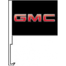 GMC Clip-On Car Flag. Qty 6