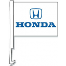 Honda Clip-On Car Flag. Qty 6
