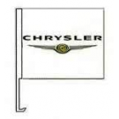 Chrysler Clip-On Car Flag. Qty 6