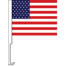 American Clip-On Car Flag. Qty 12