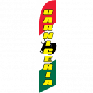 Carniceria Feather Flag