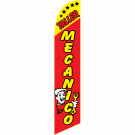 Taller Mecanico Feather Flag
