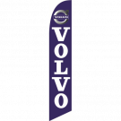 Volvo feather flag Blue