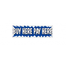 3x10 Banner BUY HERE PAY HERE ez292