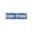 3X10 Banner GRAND OPENING ez292