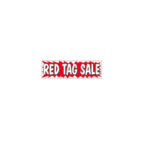 3x10 Banner RED TAG SALE ez292 width=