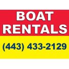 Custom 5 x 7 boat rental flag