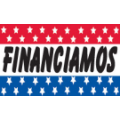 Financiamos Flag 3x5