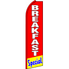 Breakfast Special Swooper Flag