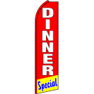 Dinner Special Swooper Flag
