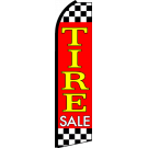 Tire Sale Swooper Flag