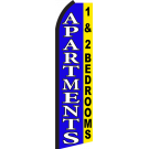 Apartments Swooper Flag