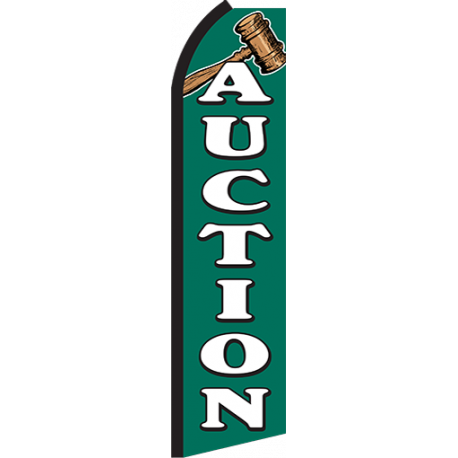 Auction Swooper Flag width=