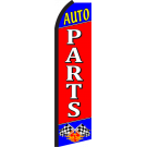 Auto Parts Swooper Flag