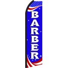 Barber Swooper Flag