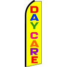 Day Care Swooper Flag Yellow
